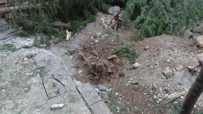 Suriye'den Atılan Roketler Kilis'in Tarihi Dokusuna Zarar Veriyor