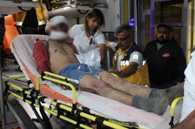 IŞİD, Bombalı Araçla İntihar Saldırısı Düzenledi, Yaralılar Kilis'e Getiriliyor