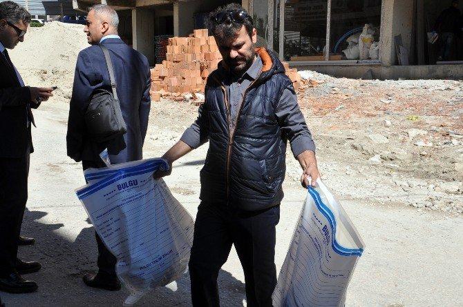 Tekirdağ'da Polisi Alarma Geçiren Olay
