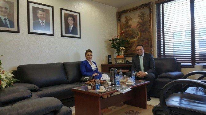 Türkiye İş Dünyası İle Ürdün Haşimi Krallığı Yatırım Kurulu İşbirliği Yaptı
