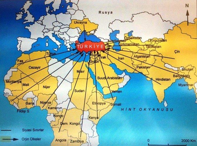 Türkiye Uzun Vadede Bir Göçmen Ülkesi Haline Gelebilir