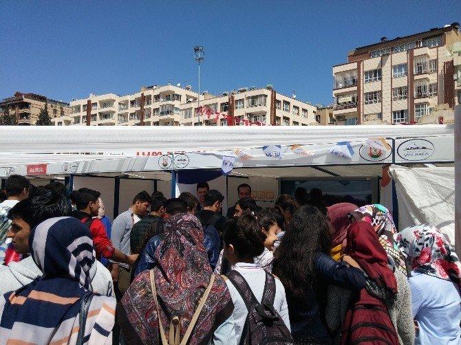 Viranşehir De Kariyer Günlerinde Eba Tanıtıldı