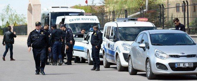Aksaray'da Paralel Yapının Lisesine Yıkım Operasyonu