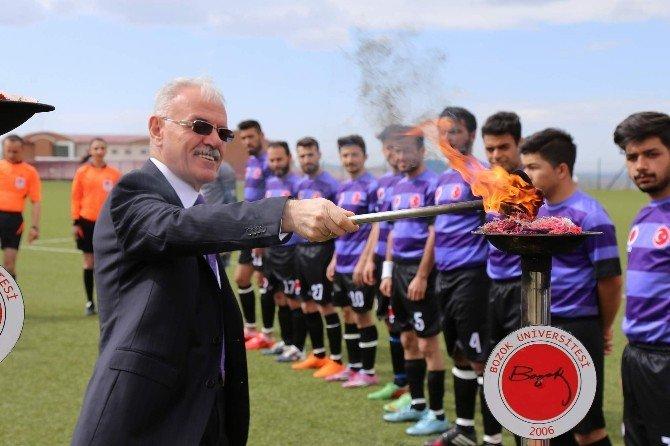 Bozok Üniversitesi 9. Spor Şenlikleri Başladı