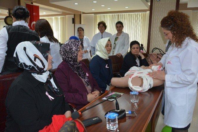 Yunusemre'den Bayanlara Kanser Eğitimi