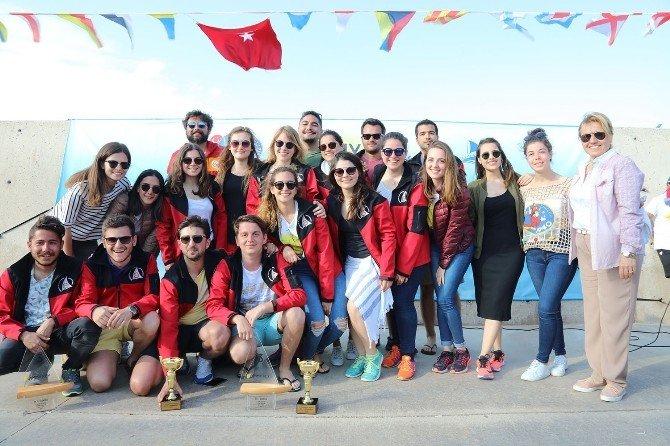 Yelkenciler Çocuk İstismarına Karşı Yarıştı