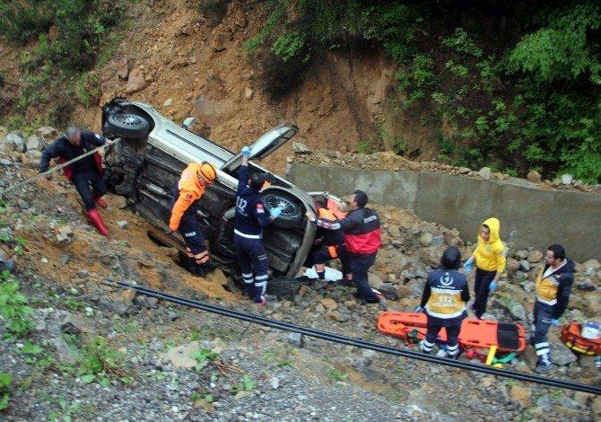 Zonguldak'ta Trafik Kazası: 1 Ölü, 1 Ağır Yaralı