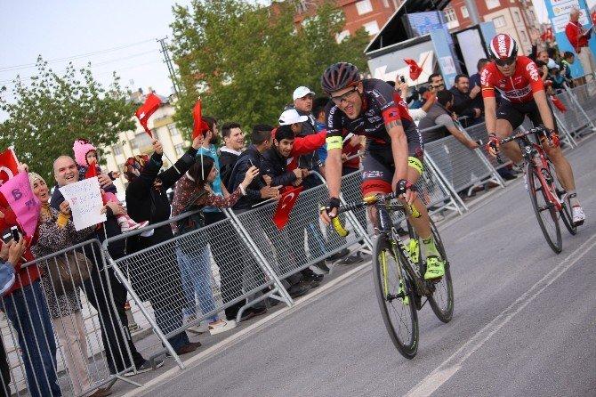 52. Cumhurbaşkanlığı Bisiklet Turu 3. Etabı'nı Andre Greıpel Kazandı