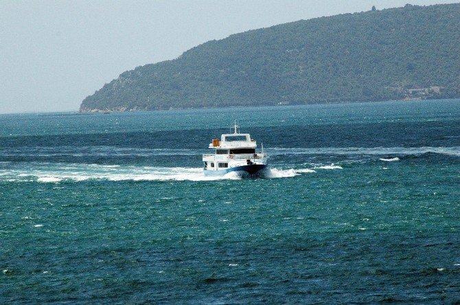 Güllük Limanı'ndan Sığınmacı Transferi Gerçekleşti