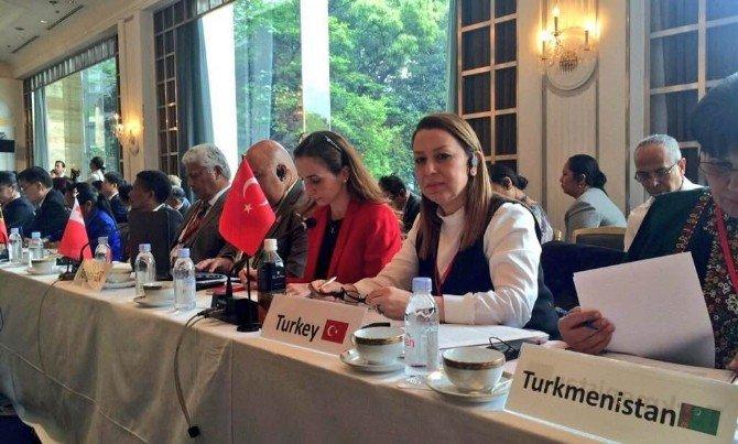 AK Parti Malatya Milletvekili Çalık, Tokyo'ya Gitti