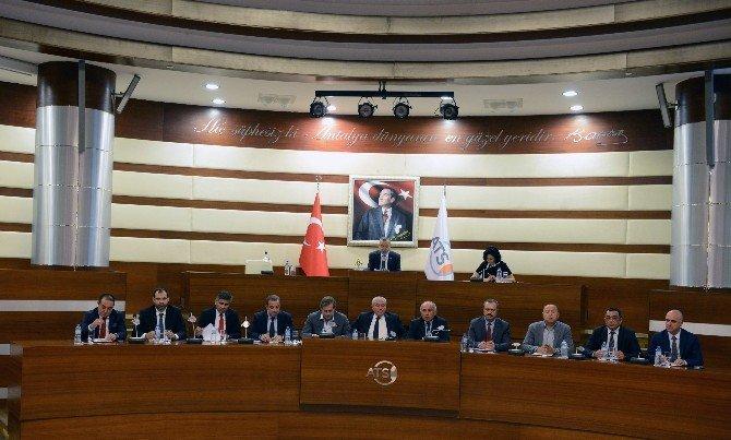 ATSO Meclis Toplantısı