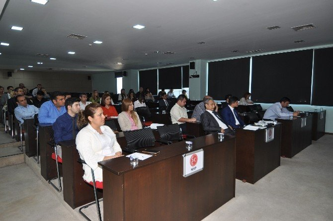 Adana Büyükşehir'in İlk Teknik Projesine Çka'dan Mali Destek