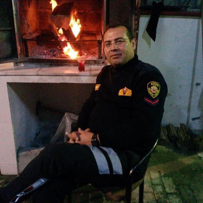 İtfaiyeci Murat Son Yolculuğuna Uğurlandı