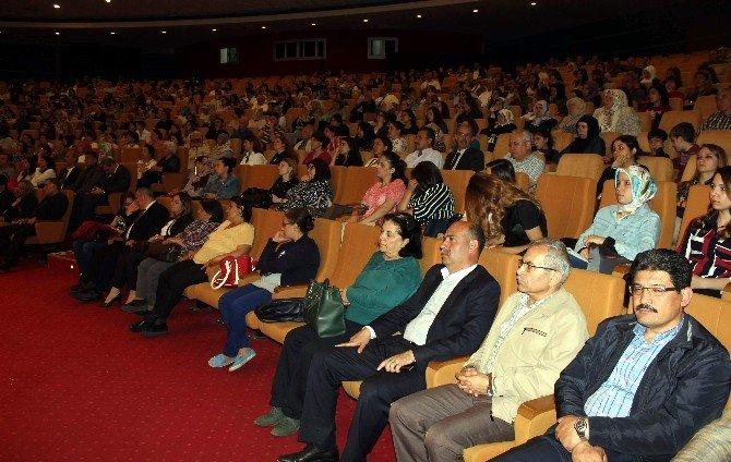 """Bahçeşehir'de """"Güzel Ahlak"""" Anlatıldı"""