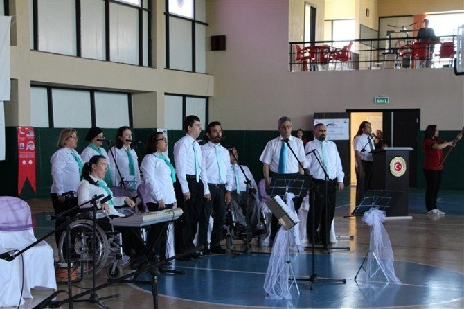 Ayvacık'ta Engelliler Günü Etkinliği