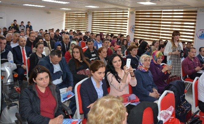 """Bafra'da """"Gençiz"""" Projesi Tanıtıldı"""