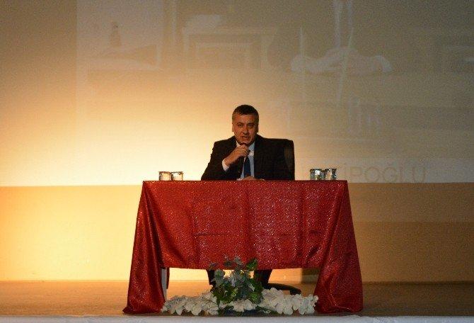 Bafra'da Mesleki Tanıtım Semineri