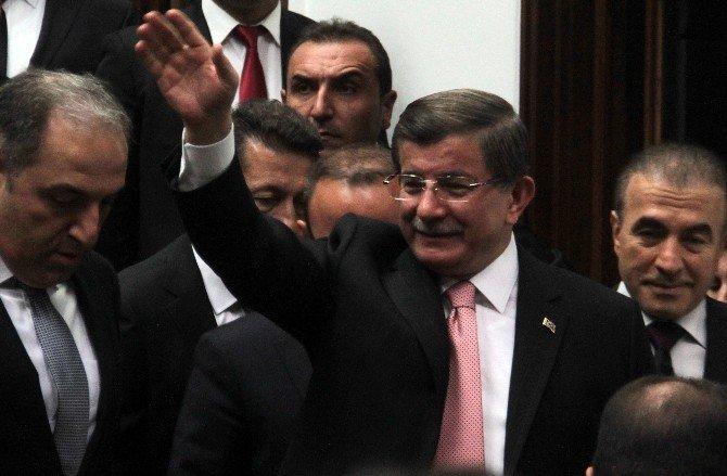 Başbakan Davutoğlu, Parti İçindeki Birlik Ve Bütünlüğe Dikkat Çekti