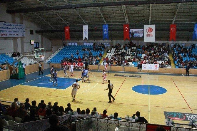 Erzincan Gençlik Spor Büyük Avantaj Elde Etti
