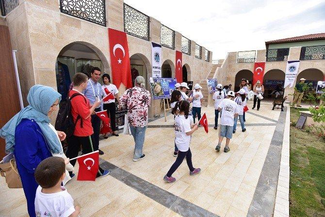 EXPO 2016 Antalya'da, Battalgazi Standı Yoğun İlgi Görüyor