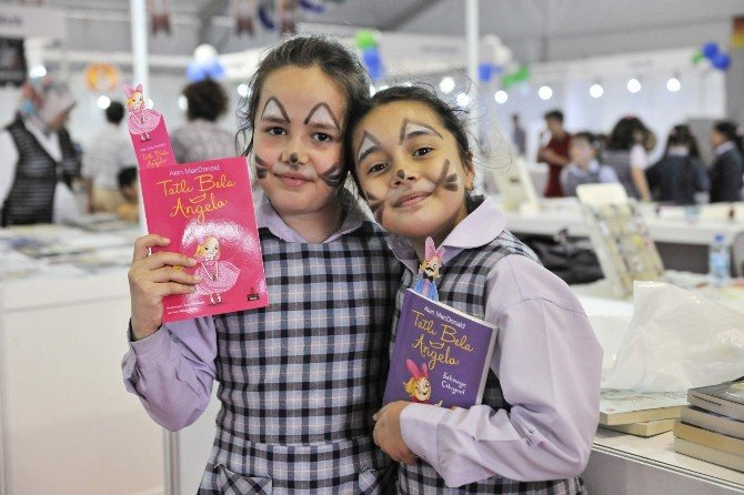 Çocuk Kitapları Fuarına 14 Bin Ziyaret