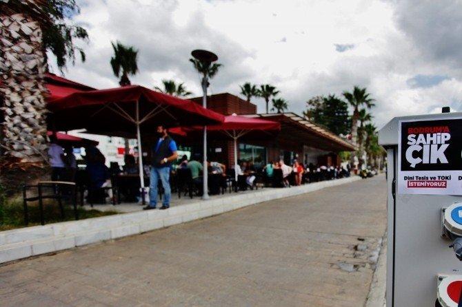 Bodrum Belediyesi Kendi Kafesini İmara Aykırılıktan Yıkacak