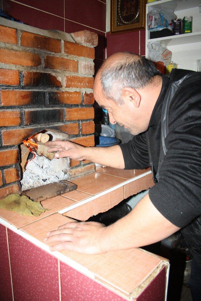 Odun ateşinde demlenen çayın nostaljik tadı