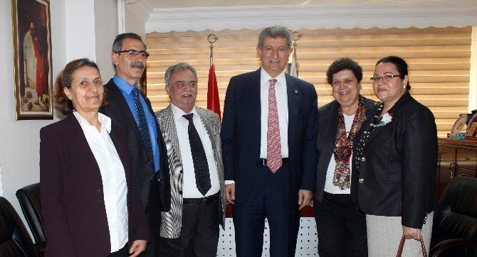 CHP'li Vekiller Elazığ'da