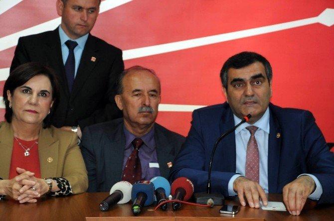 CHP Eskişehir Milletvekili Gaye Usluer, Ülke Gündemini Değerlendirdi