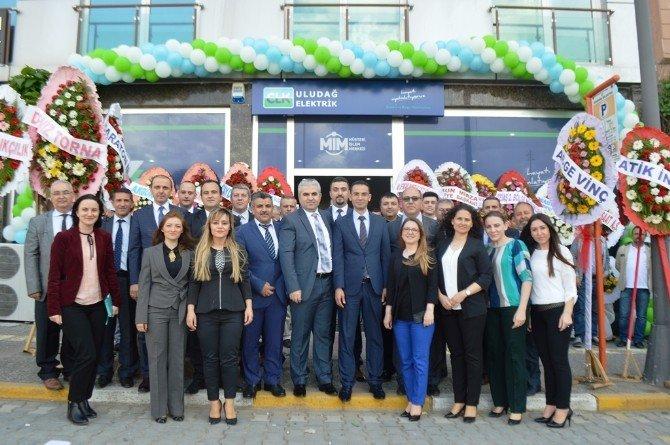 Clk Uludağ Elektrik Bandırma Bölge Yönetmenliği Hizmete Açıldı