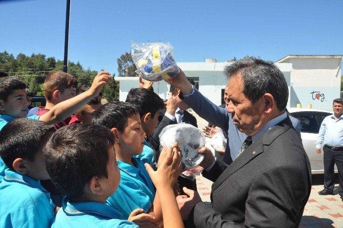 Erdoğan Talimat Verdi, Okula Yardım Yapıldı