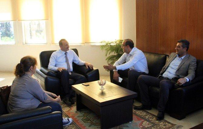 Didim Derneğinden Başkan Atabay'a Ziyaret