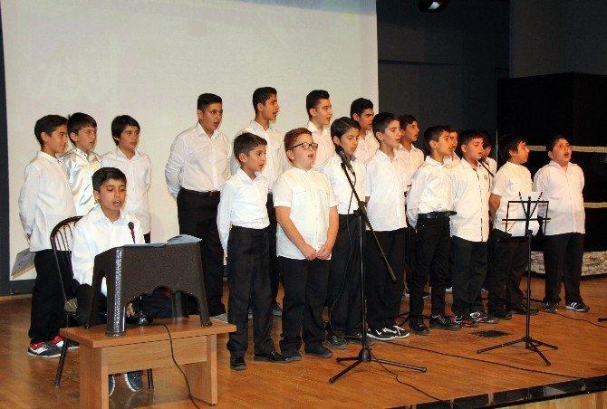 Didim İmam Hatip Lisesi Kutlu Doğum Haftasını Kutladı