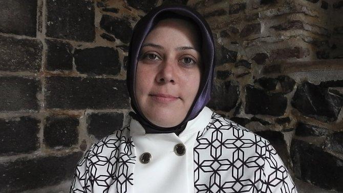 Şehit eşi Bilgen: Diyarbakır'ı çok seviyorduk ama Diyarbakır bize mezar oldu