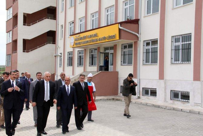 Vali Zorluoğlu: Elazığ'da eğitim seferberliği başlatıyoruz