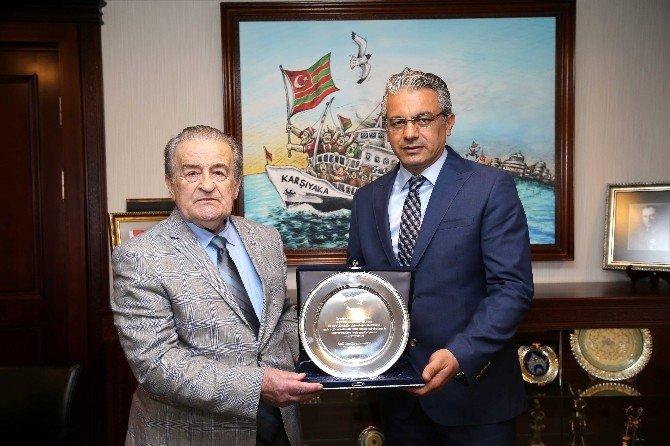 Şehit Diplomatlar Karşıyaka'da Anıldı
