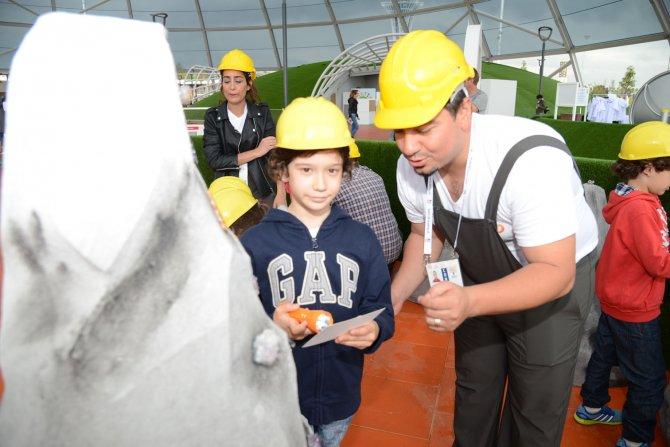 EXPO 2016 ilk 3 günde 90 bin ziyaretçiye ulaştı