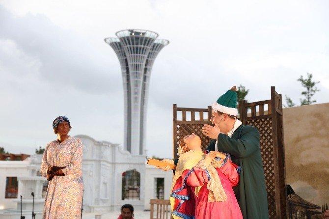 EXPO 2016'ya 3 Günde 90 Bin Ziyaretçi