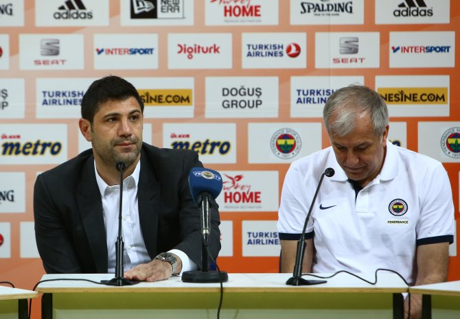 Fenerbahçe'de Euroleague Final Four medya günü düzenlendi