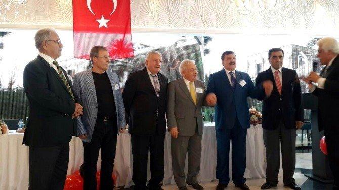 Gaziantepliler Federasyonunun Yeni Başkanı Necati Göksu
