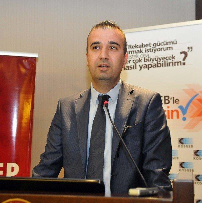 GSO'da Kobigel - KOBİ Gelişim Destek Programı Toplantısı Yapıldı