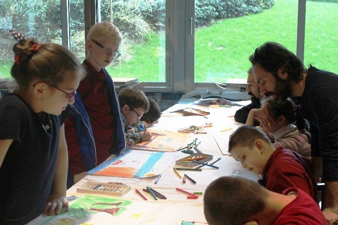 Günışığı Projesi, Çorlu'daki Az Gören Çocuklara Umut Oldu