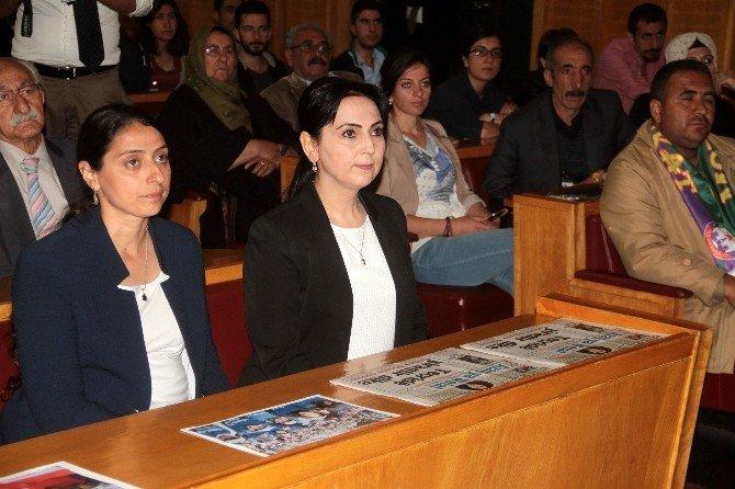 HDP'li Yüksekdağ'dan Meclis Başkanı Kahraman'a 'Laiklik' Eleştirisi