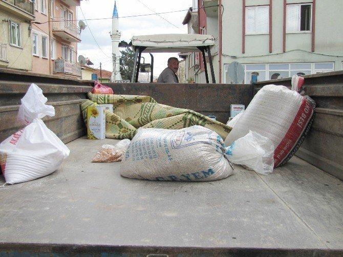 Hisarcık'ta Şükür Duası Hazırlıkları