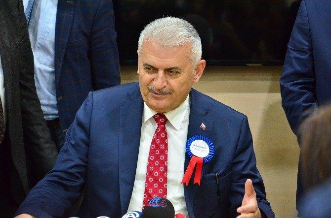 Bakan Yıldırım'dan Vatandaşlara Kanal İstanbul Çağrısı