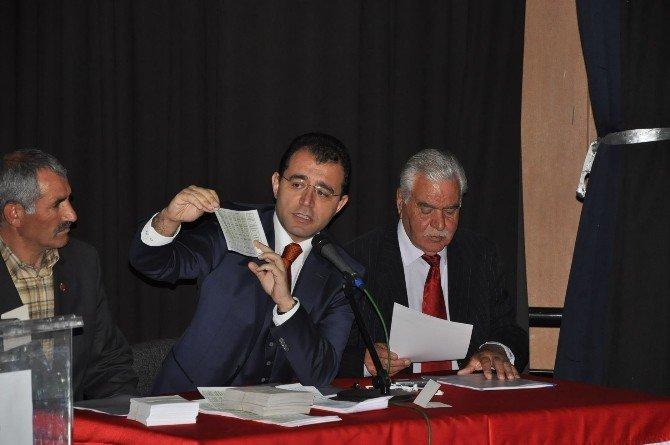 Kars Merkez İlçe Ve Köylerine Hizmet Götürme Birliği Seçimi Yapıldı
