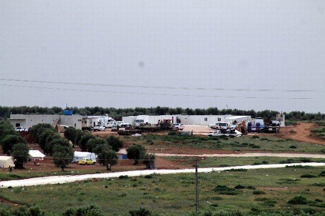 Sınırın Suriye Tarafında Özgür Suriye Ordusu Tedbirlerini Attırdı
