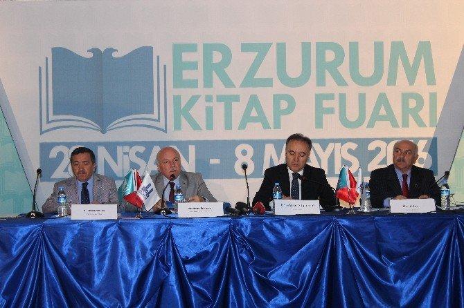 Türkiye'nin Önde Gelen Yazarları Erzurum'a Gelecek