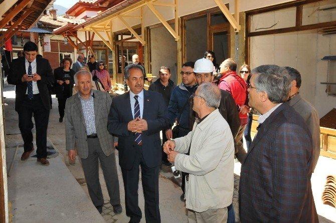 Konya Kültür Varlıklarını Koruma Bölge Kurulu Toplantısı Akşehir'de Yapıldı