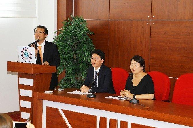 ERÜ' De 'Kore Günleri' Semineri Düzenlendi